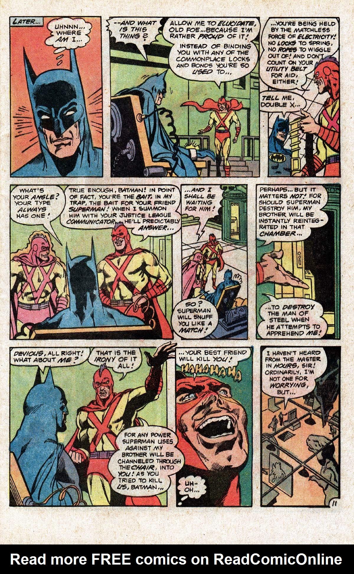 Read online World's Finest Comics comic -  Issue #276 - 13