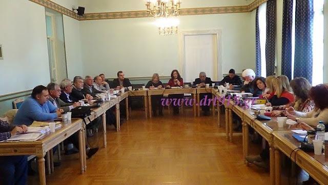 """Συζήτηση στην Οικονομική Επιτροπή της Περιφέρειας Πελοποννήσου για το πρόστιμο στον """"Μορέα"""""""