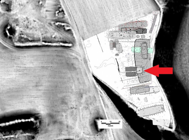 'Viking Tower' excavated in Denmark