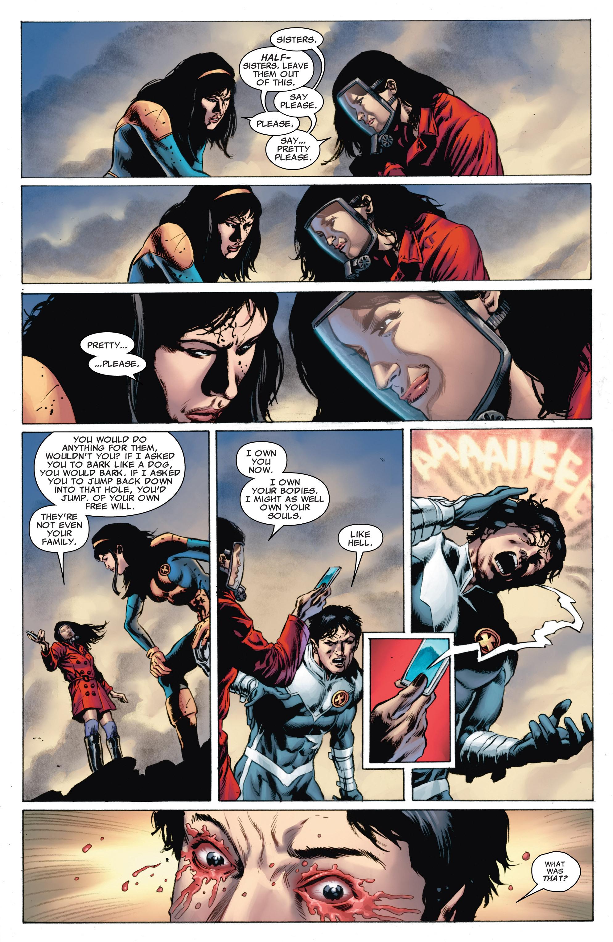 Read online Astonishing X-Men (2004) comic -  Issue #54 - 11