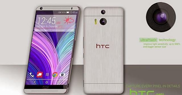 HTC One (M9) với thông số khá hấp dẫn