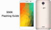 Cara Flashing Advan S50K Via QGDP Tool Free Download