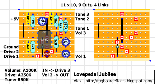 Guitar Fx Layouts Lovepedal Jubileerhtagboardeffectsblogspot: Marshall Jubilee Schematic Circuit Diagram At Gmaili.net