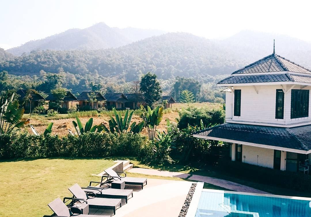 Pai Vieng Fah Resort, Thailand