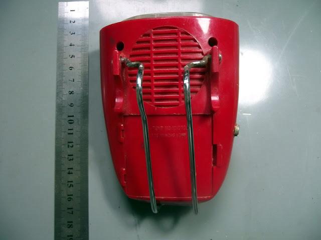 Rádio buzina de bicicleta