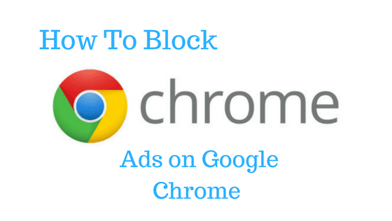 how to block ads on chrome