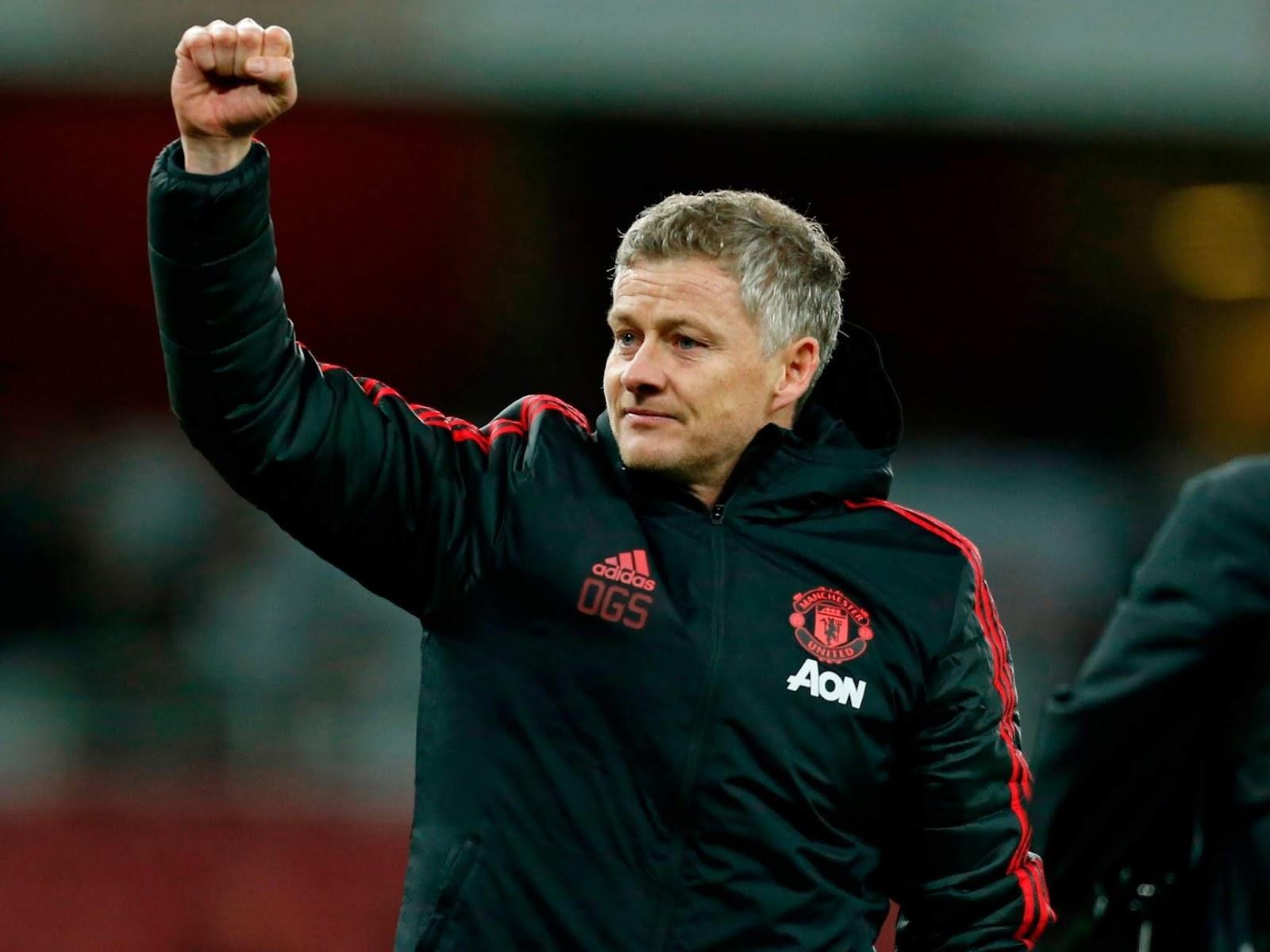 Hasil Negatif pada Piala FA Tidak Pengaruhi Kans Solskjaer Jadi Pelatih MU