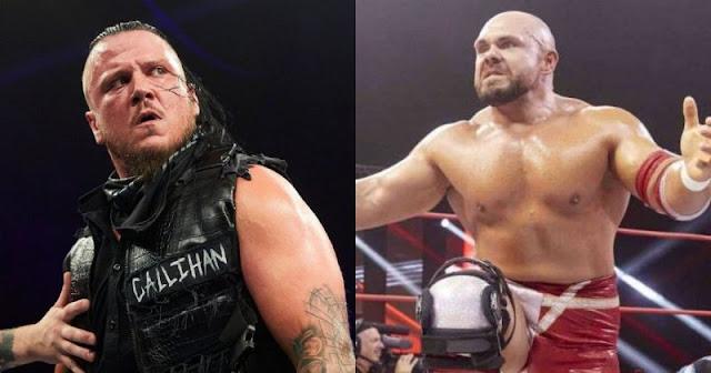 Mais detalhes da briga entre Sami Callihan e Michael Elgin nos bastidores da IMPACT Wrestling