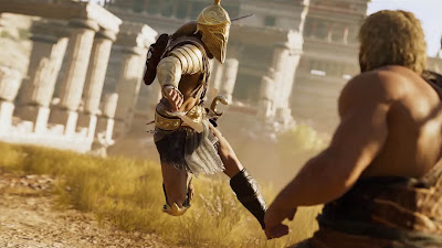 Assassins Creed Odyssey 2018 HD Wallpapers