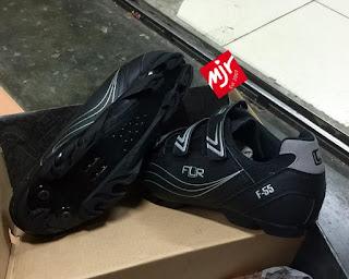 Sepatu Sepeda Mtb Cleat FLR F55 size-46