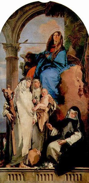 Obra religiosa de Tiepolo