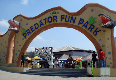 Fasilitas dan Wahana Istimewa di Predator Fun Park