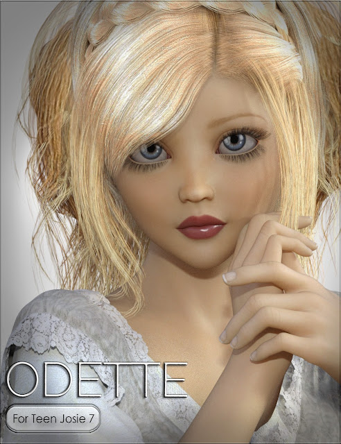 VYK Odette for Teen Josie 7