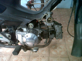Bore Up Mudah Suzuki Smash 110 CC
