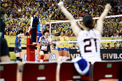 seleção brasileira feminina de vôlei Copa dos Campeões Japão