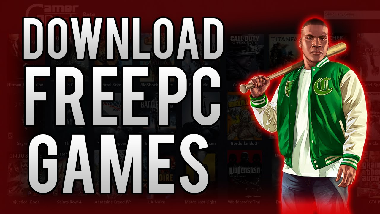 Top 10 Best Websites To Download PC Games For Free 2017