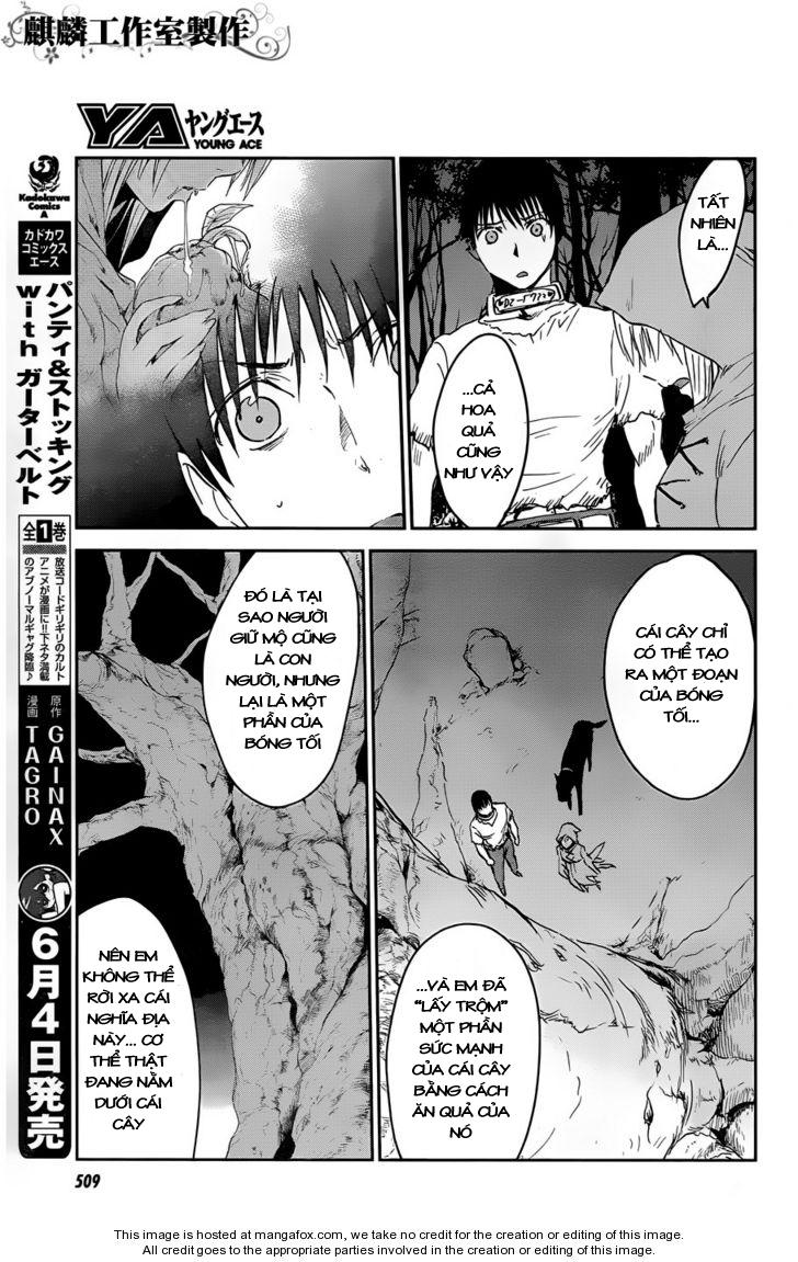 Sugar Dark chap 12 trang 20