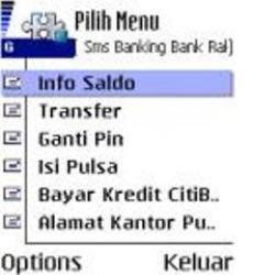 Aplikasi java mobil, download aplikasi java BRI, Mobil BRI Aplikasi