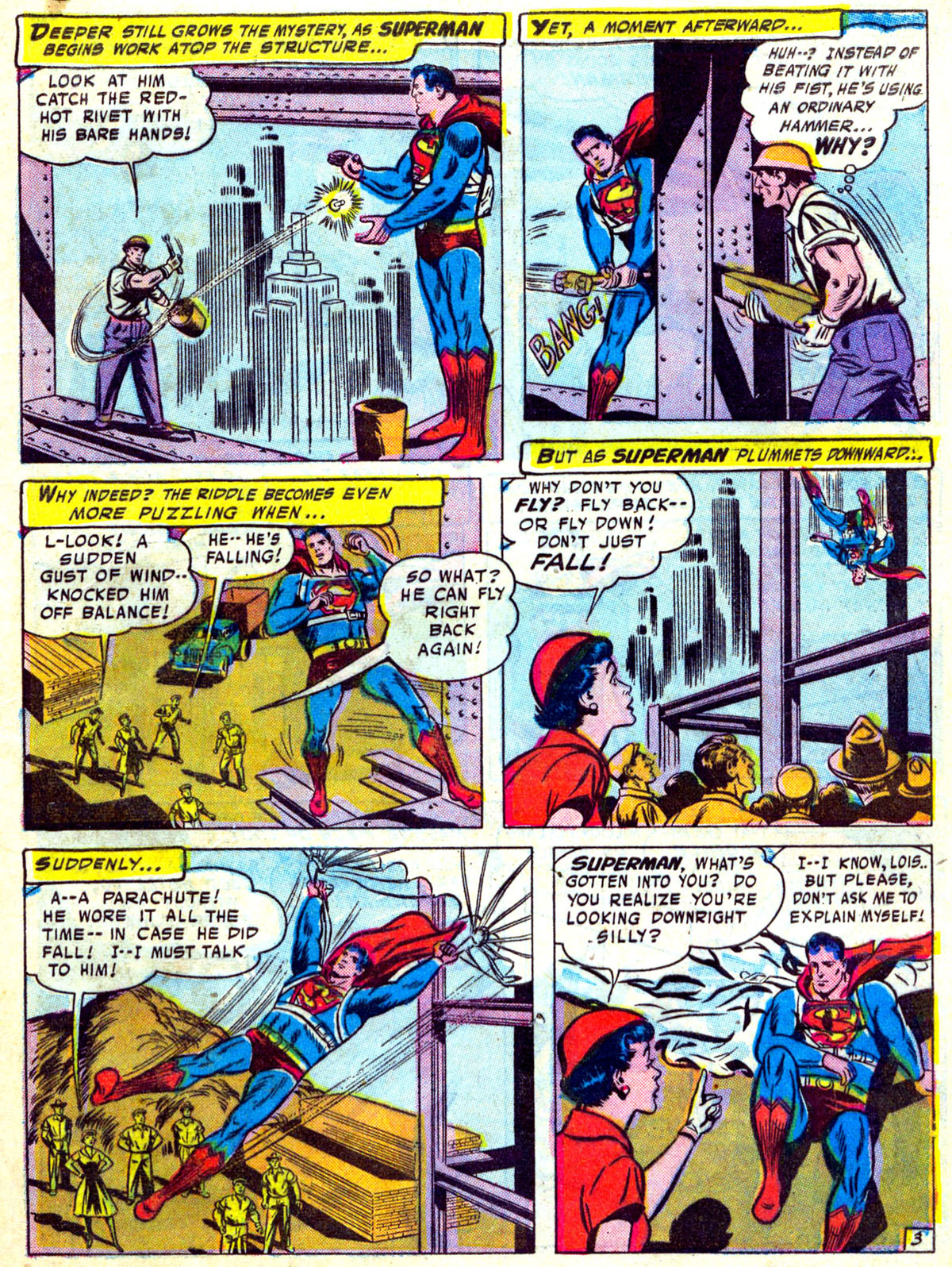 Read online Action Comics (1938) comic -  Issue #230 - 4
