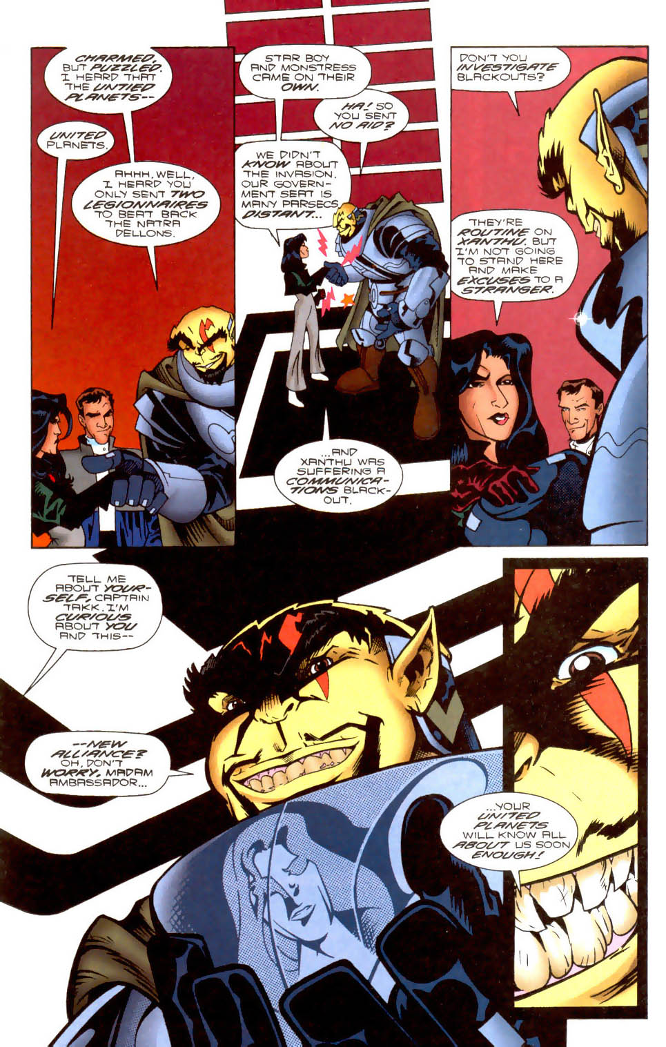 Legion of Super-Heroes (1989) 103 Page 8