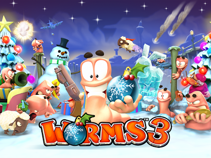 Worms 3 2.00 APK + Data