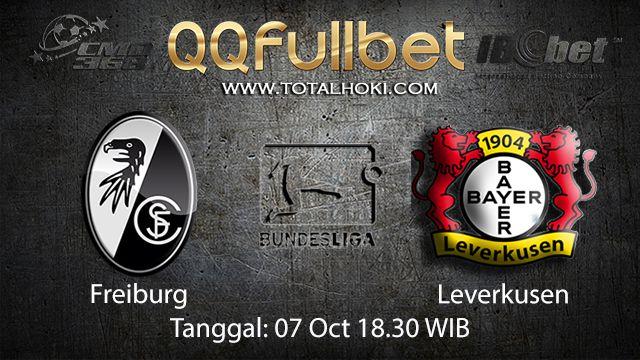 Prediksi Bola Jitu Freiburg vs Leverkusen 7 Oktober 2018 ( German Bundesliga )