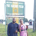 (Photos) Kemi Olunloyo celebrated with drums,crying inmates,following her release from prison