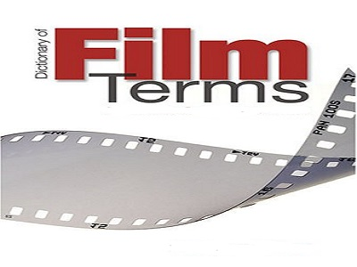 A banner of films terms
