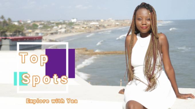 Explore Accra's Hidden Gems with Yaa Somuah - Watch 'Top Spots' Teaser
