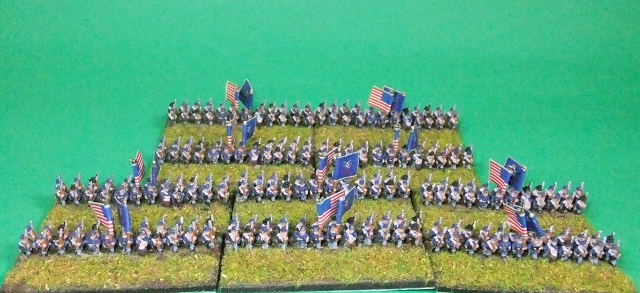 Wargaming Girl: some more pics - 6mm ACW