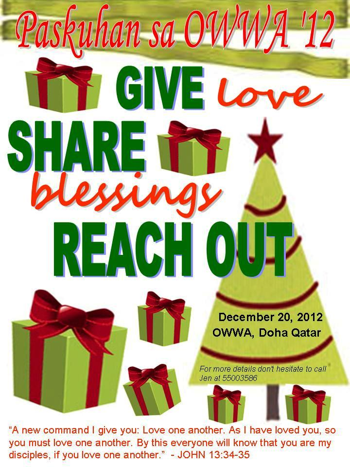 Give Love On Christmas Day.Outspoken Mind Share Give Reach Out Give Love On Christmas Day