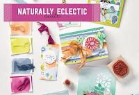 Look more closely at the Naturally Eclectic Product Suite by Stampin' Up!