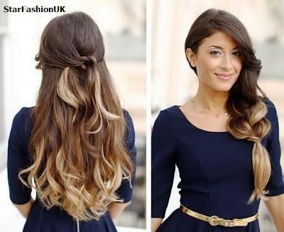 Uk Fashion Hair Style Girl 2019