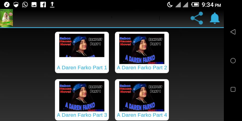 Gidan Technology Da Media : Download A Daren Farko Complete Hausa Novel
