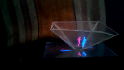 hologram tutorial