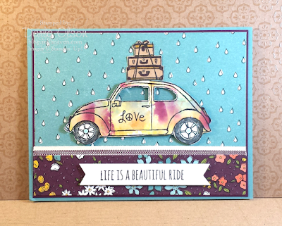 Beautiful Ride Stamp Set by Stampin' Up!