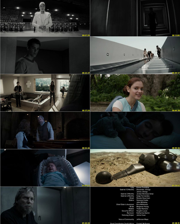 The Giver 2014 Dual Audio