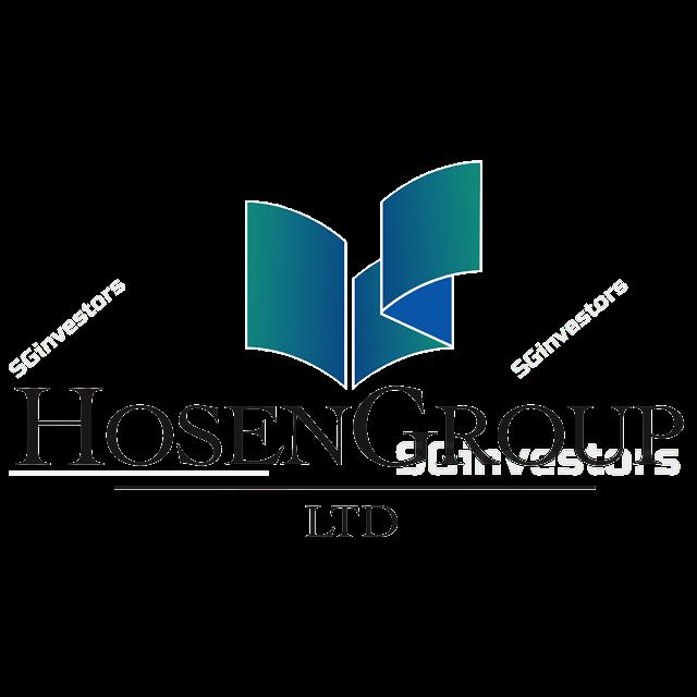 HOSEN GROUP LTD (5EV.SI) @ SG investors.io