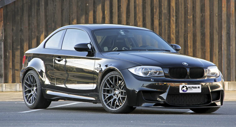 alpha n performance releases 564hp bmw 1 series m. Black Bedroom Furniture Sets. Home Design Ideas