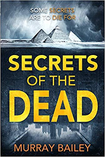 book cover of Secrets of the Dead by Murray Bailey
