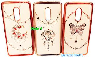 Carcasa diseño femenino Xiaomi Note 4