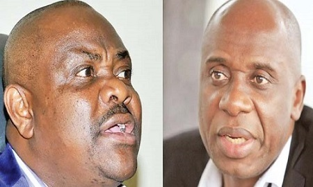Beat Amaechi Up If You See Him At Your Polling Centres - Wike Tells Voters Ahead of Rivers Rerun Election