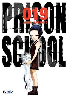 """Reseña de """"PRISON SCHOOL"""" (Kangoku Gakuen / 監獄学園) vol.18, 19 y 20 de Akira Hiramoto - Ivréa"""
