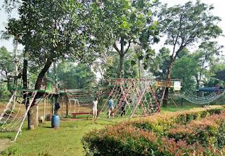 Outbond Kampung Main Cipulir