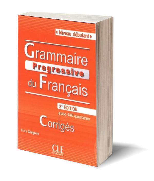 Grammaire Progressive Du Francais Debutant Corriges Pdf