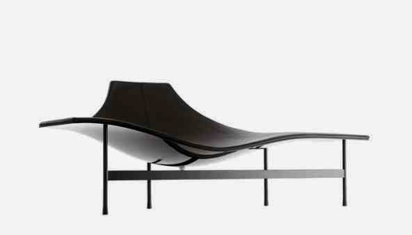 Italian Furniture Design Black Chairs In Minimalist Style