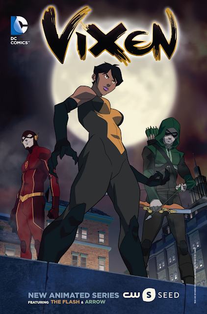 Vixen: The Movie (2017) ταινιες online seires oipeirates greek subs