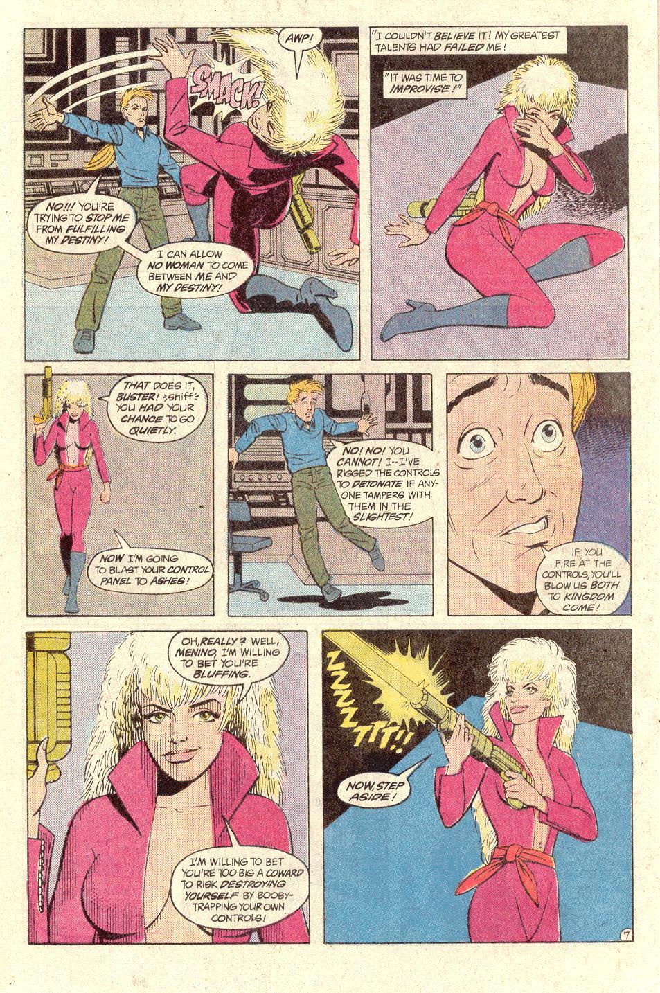 Read online Secret Origins (1986) comic -  Issue #33 - 25