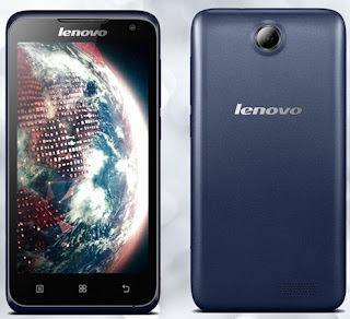 Lenovo A526 Firmware Flash File
