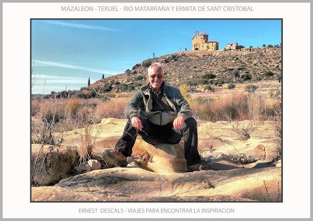 MAZALEON-TERUEL-ERMITA-SANT CRISTOBAL-RIO-MATARRAÑA-FOTOS-VIAJAR-INSPIRACION-ARTISTA-PINTOR-ERNEST DESCALS-